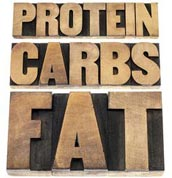 Protein Carbs Fat